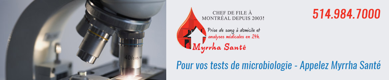 Culture de selles - Myrrha Santé