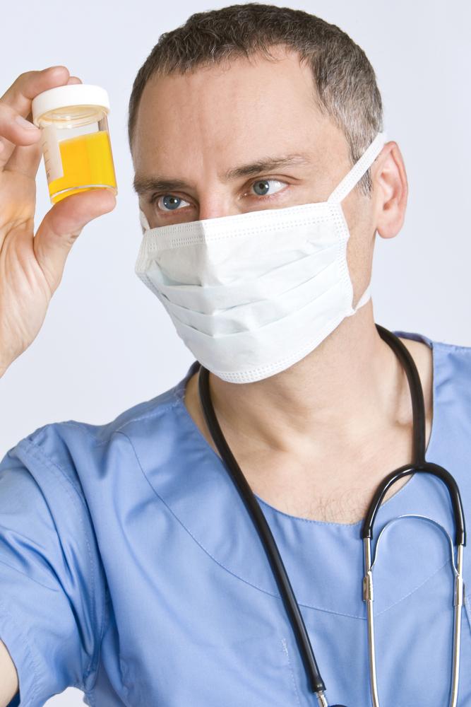 test d'urin e