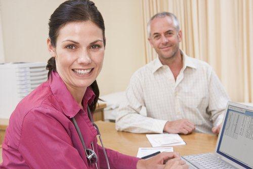 Test sanguin et diagnostique