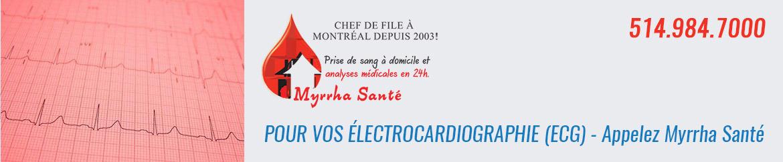 Clinique d'Électrocardiogramme Myrrha Santé inc.