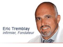 Éric Tremblay, inf. 23 ans d'expériences