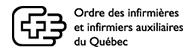 Infirmière pour prise de sang à domicile partout au Québec