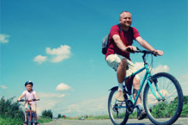 L'activité physique en famille quelle bonne idée !
