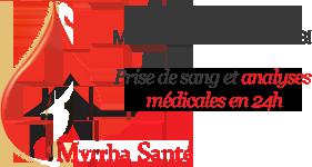 Prise de sang - Myrrha Santé